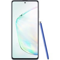 Смартфон Samsung Galaxy Note10 Lite 6/128Gb Silver