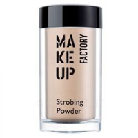 MAKE UP FACTORY Осветляющая пудра 1 Natural Highlight 6 г