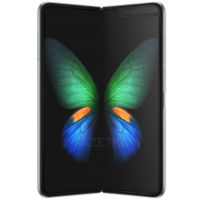 Смартфон SAMSUNG Galaxy Fold 12/512GB Space Silver