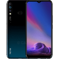Смартфон TECNO Camon 12 4/64GB (CC7) Dark Jade