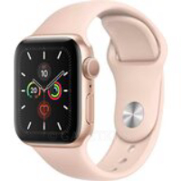Смарт-часы APPLE Watch Series 5 GPS 44 Gold Alum Pink Sand Sp/B (MWVE2GK/A)