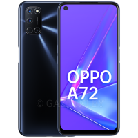 Смартфон OPPO A72 4/128GB Twilight Black