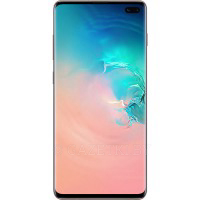Смартфон Samsung Galaxy S10 Plus 128GB Ceramic White