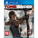 Игра Tomb Raider Definitive для PS4 (STOM94RU01)
