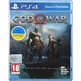 Игра God of War 2018 для PS4 русская версия