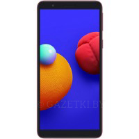 Смартфон Samsung Galaxy A01 Core 1/16GB Red