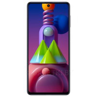 Смартфон Samsung Galaxy M51 6/128Gb White