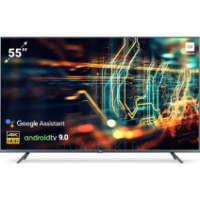 "55"" Xiaomi Mi TV UHD 4S Smart TV Gray"