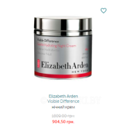 Elizabeth Arden Visible Difference нічний крем
