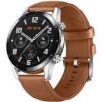 Смарт-часы HUAWEI Watch GT 2 Classic Silver (55024470)