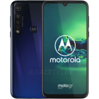 Смартфон MOTOROLA G8 Plus 4/64 GB Cosmic Blue