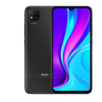 Смартфон XIAOMI Redmi 9C 2/32GB Midnight Gray