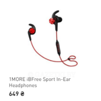 1MORE iBFree Sport In-Ear Headphones