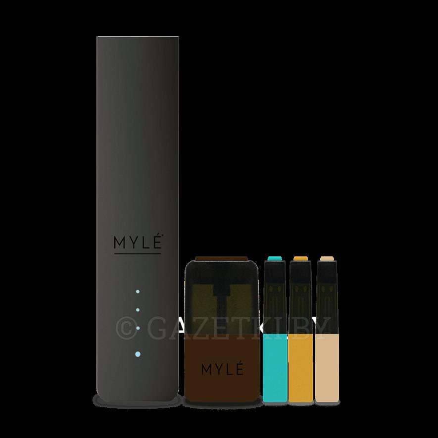 POD система - аналог сигарет