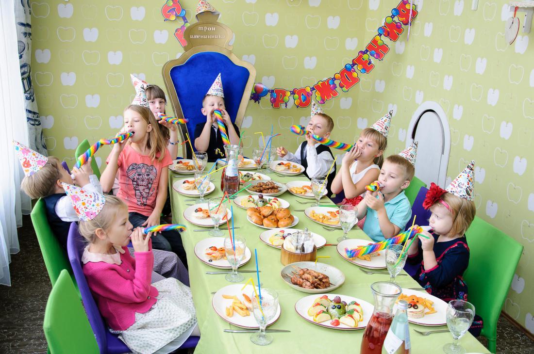 Праздник детям дома